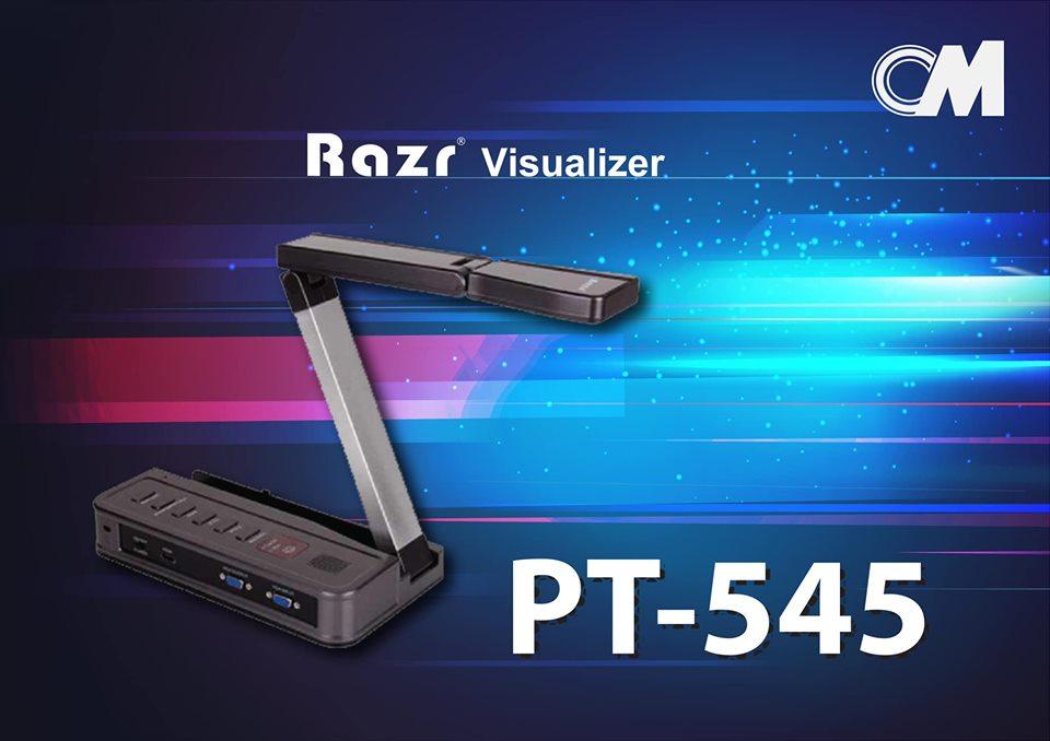 Razr Visualizer PT545
