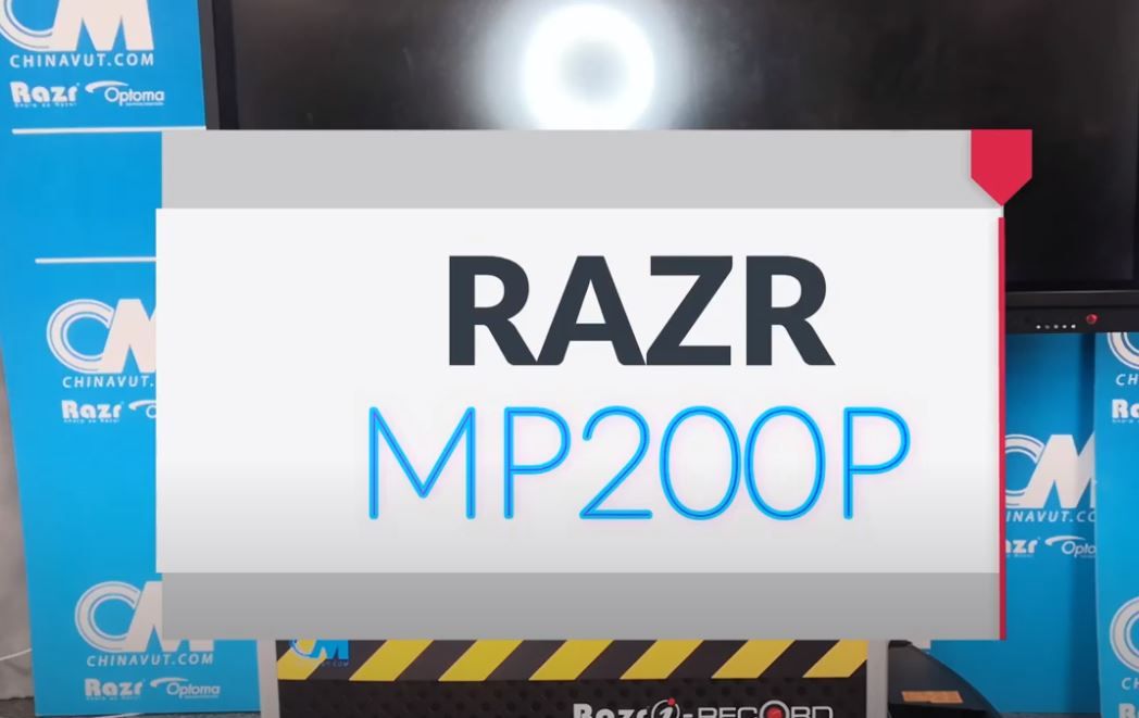 REVIEW RAZR MP200P MIXER AMPLIFIER